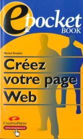 Creer Votre Page Web - Couverture - Format classique