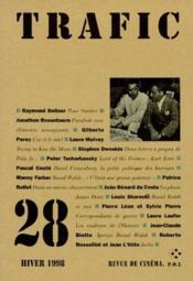 Revue Trafic N.28 - Couverture - Format classique