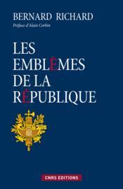 Les emblèmes de la République - Couverture - Format classique