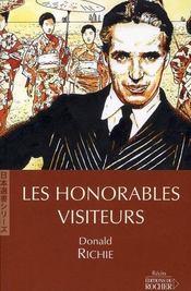 Les honorables visiteurs - Intérieur - Format classique