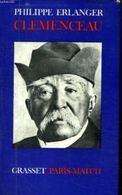 Clemenceau. - Couverture - Format classique