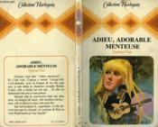 Adieu Adorable Menteuse - Darling Deceiver - Couverture - Format classique