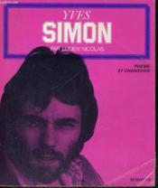 Yves SIMON - Collection poésie et chansons n° 32 - Couverture - Format classique