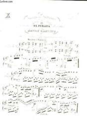 Variation Brillantes Et Faciles Pour Le Piano Sur La Cavatine Et Il Pirata De Belline. - Couverture - Format classique