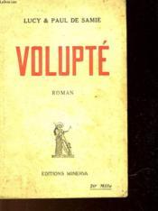 Volupte - Couverture - Format classique