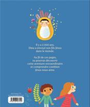 La vie de Jésus pour les petits - 4ème de couverture - Format classique