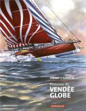 Histoires du Vendée Globe - Couverture - Format classique