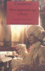 Mon apprentissage à paris - Intérieur - Format classique
