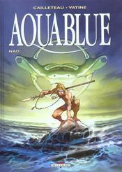 Aquablue T.1 ; Nao - Intérieur - Format classique