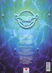 Aquablue T.1 ; Nao - 4ème de couverture - Format classique