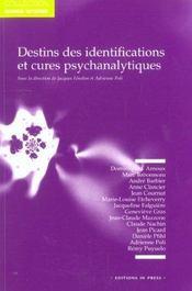 Destins des identifications et cures psychanalytiques - Intérieur - Format classique