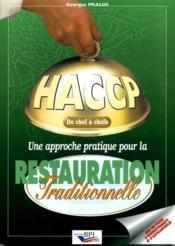 Haccp De Chef A Chefs G Pralus - Couverture - Format classique