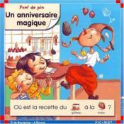 Pom' de pin ; un anniversaire magique - Couverture - Format classique