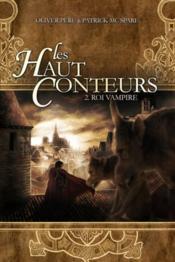 Les haut conteurs t.2 ; roi vampire - Couverture - Format classique
