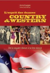 L'esprit des danses country & western - Couverture - Format classique