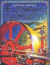 Le Monde Moderne - Intérieur - Format classique