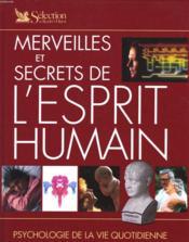 Merveilles Et Secrets De L'Esprit Humain - Couverture - Format classique