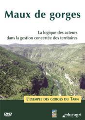 Maux de gorges (dvd) - Couverture - Format classique