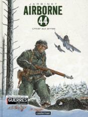 Airborne 44 T.6 ; l'hiver aux armes - Couverture - Format classique