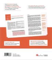 Principes fondamentaux de droit constitutionnel - L1-S1 (édition 2019) - 4ème de couverture - Format classique