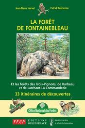 La forêt de Fontainebleau - Intérieur - Format classique