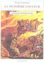 Les annales du disque monde t.1 ; la huitième couleur - Intérieur - Format classique