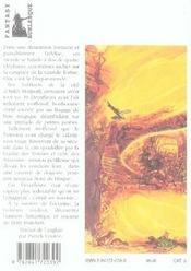 Les annales du disque monde t.1 ; la huitième couleur - 4ème de couverture - Format classique