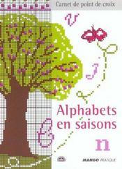 Alphabets En Saisons - Intérieur - Format classique