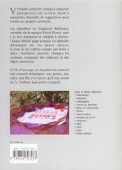 Alphabets En Saisons - 4ème de couverture - Format classique