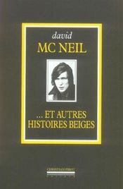 Et Autres Histoires Beiges - Intérieur - Format classique