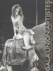 Le gala de l'union des artistes 1971-1975 - Couverture - Format classique