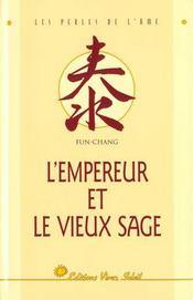 Empereur Et Le Vieux Sage (L') - Intérieur - Format classique