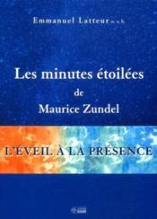 Minutes Etoilees - Couverture - Format classique