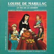 Louise de marillac, le feu de la charité - Couverture - Format classique