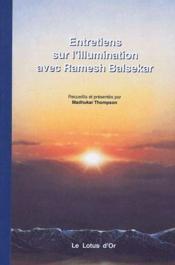 Entretiens sur l'illumination avec Ramesh Balsekar - Couverture - Format classique