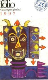 Catalogue General 1972-1997 - Couverture - Format classique