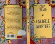 Belle Imposture - Couverture - Format classique