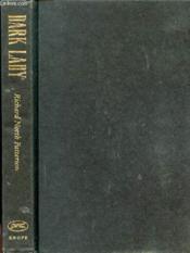 Dark Lady - Couverture - Format classique