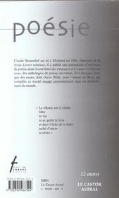La Parole Jusqu'En Ses Envoutements - 4ème de couverture - Format classique