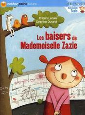 Les baisers de mademoiselle Zazie - Intérieur - Format classique