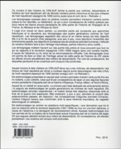 Memoires non egarees la retirada et temoignages france mexique et afrique du no - 4ème de couverture - Format classique