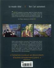 Munch ; l'expression de la douleur - 4ème de couverture - Format classique