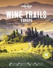 Wine trails of Europe (édition 2020) - Couverture - Format classique
