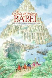 Rois et reines de Babel - Couverture - Format classique