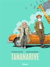 Tananarive - Couverture - Format classique