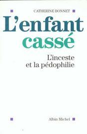L'Enfant Casse - Intérieur - Format classique