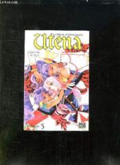 Utena, la fillette revolutionnaire t.5 - Couverture - Format classique