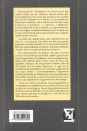 Autohypnose Et Automagnetisme - 4ème de couverture - Format classique