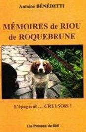 Memoires De Riou De Roquebrune - Intérieur - Format classique