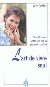 Art de vivre seul (l') - Intérieur - Format classique